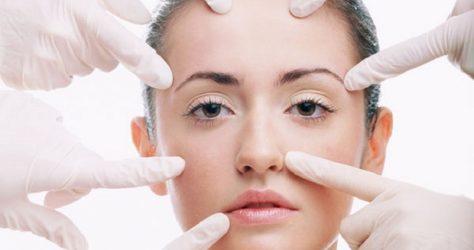 Ćwiczenia na zmarszczki na nosie